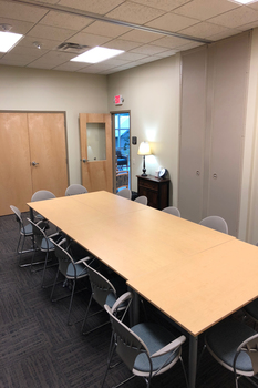 Trone Library Adult Wing Room A/B