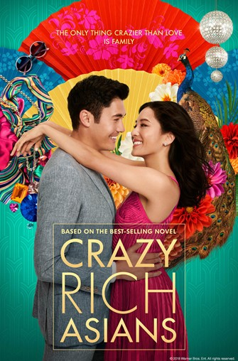Crazy Rich Asians movie poster
