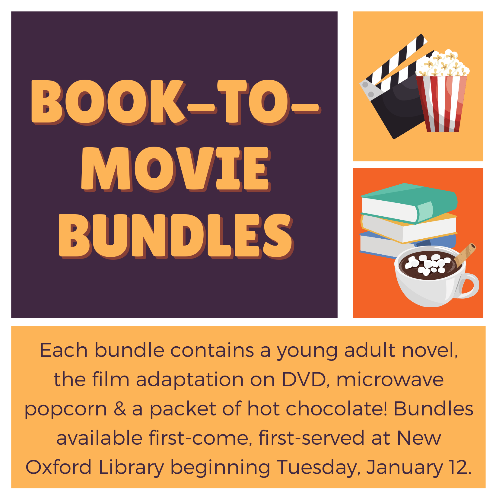 book-to-movie bundles