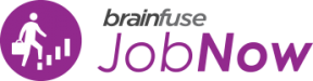 Logo for Brainfuse JobNow