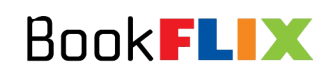 Logo for Scholastic BookFLIX