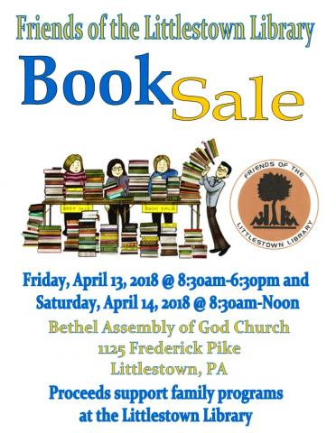 Friends of the Littlestown Library Annual Book Sale