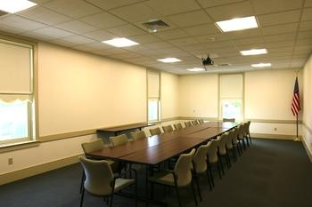 Harbaugh Thomas Board Room