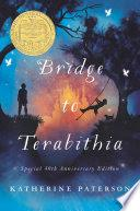 Cover image of the book, Bridge to Terabithia