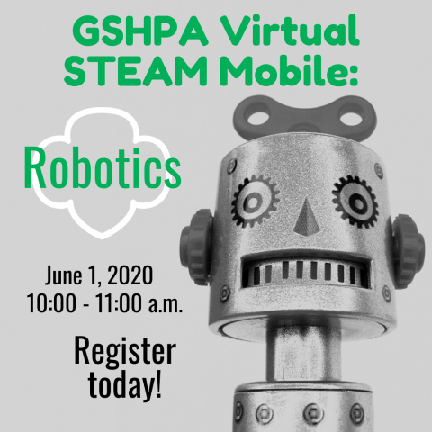 Image of flier for Robotics program
