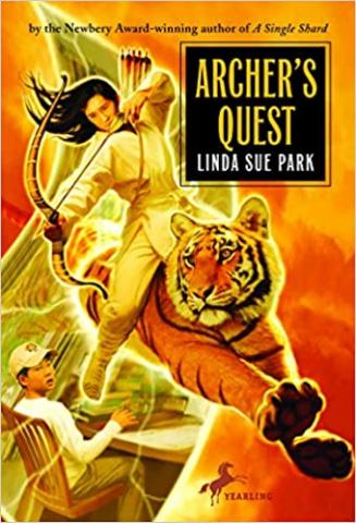 Cover image of the book, Archer's Quest
