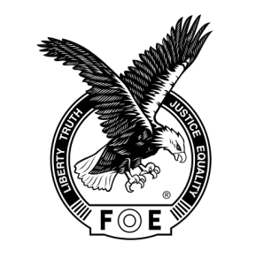 Fraternal Order of Eagles logo