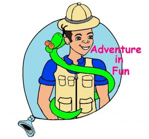 Adventure in Fun Logo