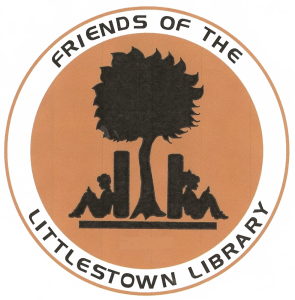 Friends of the  Littlestown Library logo